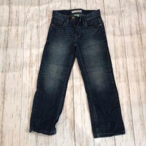 Boys slim jeans size 8